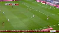 Greece 1-2 Belgium - Golo de Zeca (73min)