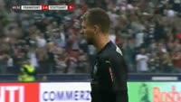 Eintracht Frankfurt 2-1 Stuttgart - Golo de A. Rebić (42min)