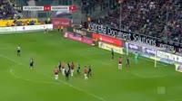 Borussia M'gladbach 2-1 Hannover 96 - Golo de M. Harnik (71min)