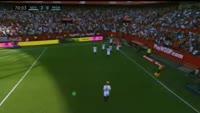 Sevilla 2-0 Málaga - Golo de L. Muriel (70min)