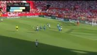 Sevilla 2-0 Málaga - Golo de É. Banega (68min)