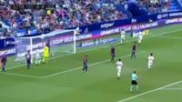 Levante 0-2 Deportivo Alavés - Golo de Munir (33min)