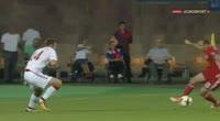 Armenia 1-4 Denmark - Golo de R. Koryan (6min)