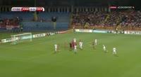 Armenia 1-4 Denmark - Golo de C. Eriksen (29min)