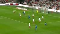 England 2-1 Slovakia - Golo de S. Lobotka (3min)