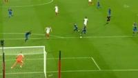 England 2-1 Slovakia - Golo de E. Dier (37min)