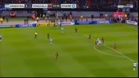 Argentina 1-1 Venezuela - Golo de R. Feltscher (54min)