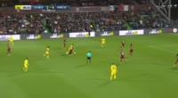 Metz 1-5 PSG - Golo de Lucas Moura (87min)