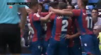 Real Madrid 1-1 Levante - Goal by Ivi López (12')