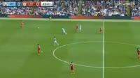 Manchester City 5-0 Liverpool - Golo de S. Agüero (24min)