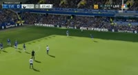 Everton 0-3 Tottenham Hotspur - Golo de H. Kane (28min)