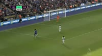 Leicester City 1-2 Chelsea - Golo de J. Vardy (62min)