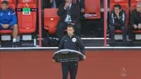 Stoke City 2-2 Manchester United - Golo de M. Rashford (45+1min)