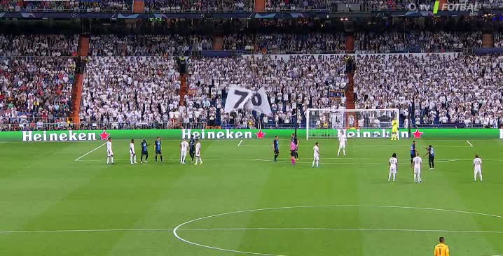 هدف ثاني ل ريال مدريد (كاسيميرو)