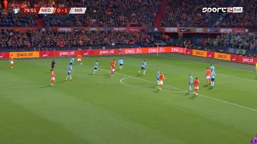 هدف أول ل هولندا (ممفيس ديباي)