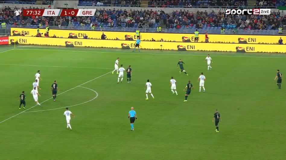 هدف ثاني ل إيطاليا (فيديريكو بيرنارديسكي)