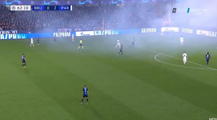 هدف ثالث ل باريس سان جيرمان (مورو ايكاردي)