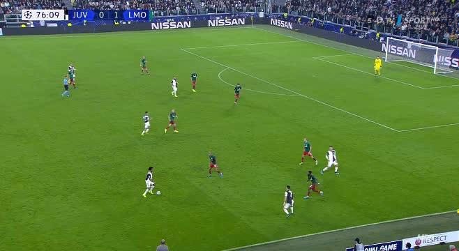 هدف أول ل يوفنتوس (باولو دايبالا)