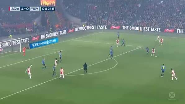 Ajax Vs Feyenoord Result Livescore 27 Oct 2019