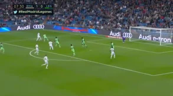 هدف ثاني ل ريال مدريد (توني كروس)