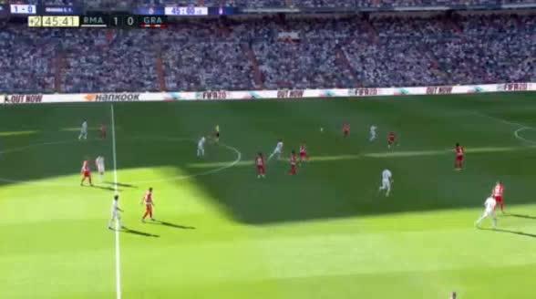 هدف ثاني ل ريال مدريد (إدن هازارد)