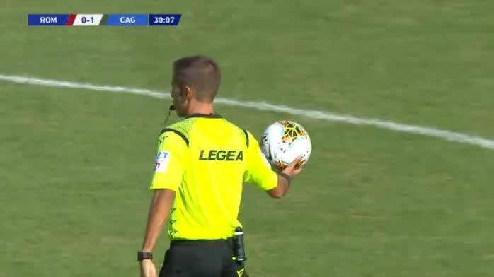 هدف أول ل كالياري (لوكا سيبيتيلي)