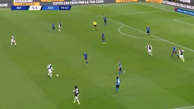 هدف ثاني ل يوفنتوس (غونزالو هيغواين)