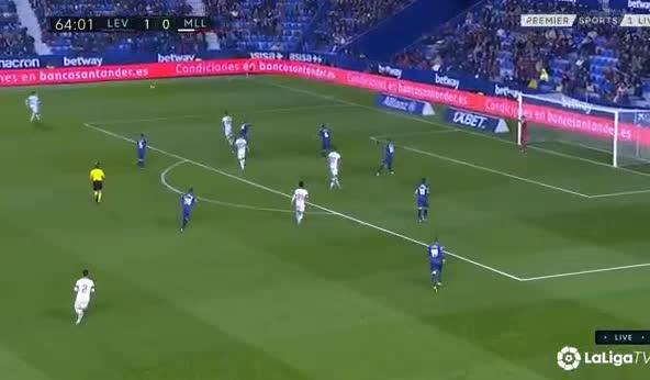 هدف أول ل مايوركا (داني رودريجيز)