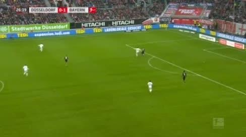 هدف ثاني ل بايرن ميونخ (كورينتين توليسو)