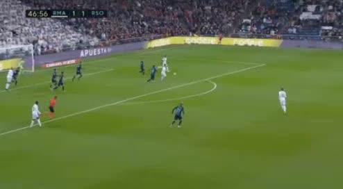 هدف ثاني ل ريال مدريد (فيديريكو فالفيردي)