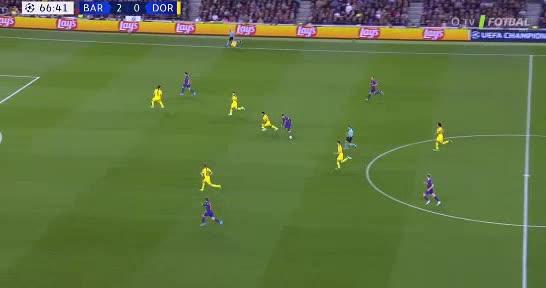 هدف ثالث ل برشلونة (أنطوان جريزمان)