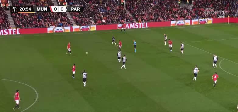 هدف أول ل مانشستر يونايتد (ميسون جرينوود)