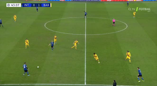 هدف أول ل إنتر ميلان (روميلو لوكاكو)