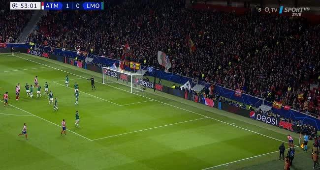 هدف ثاني ل أتليتكو مدريد (فيليبي)