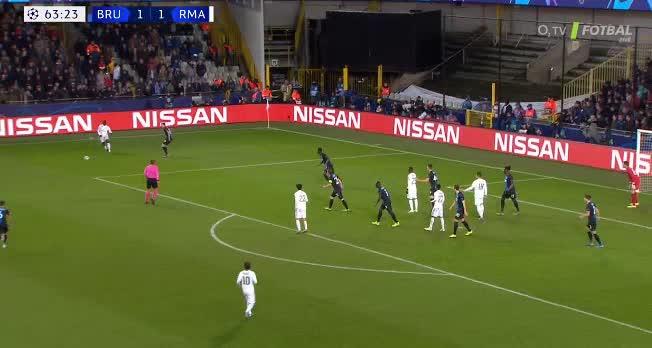 هدف ثاني ل ريال مدريد (فينيسيوس جونيور)