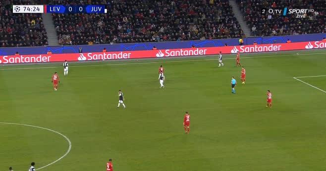 هدف أول ل يوفنتوس (كريستيانو رونالدو)