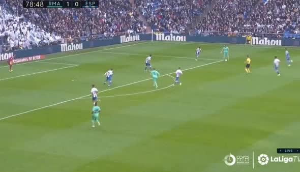 هدف ثاني ل ريال مدريد (كريم بنزيما)