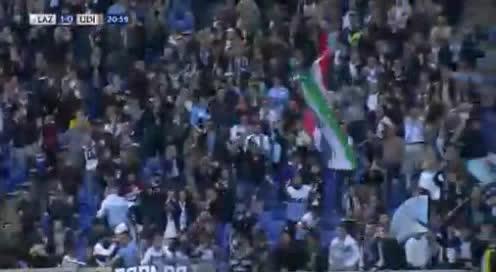 هدف أول ل لاتسيو (فيليبي كايسيدو)