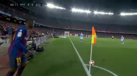هدف أول ل برشلونة (كليمنت لينجليت)