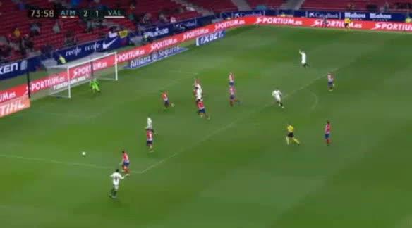 هدف ثاني ل فالنسيا (دانيال باريخو)