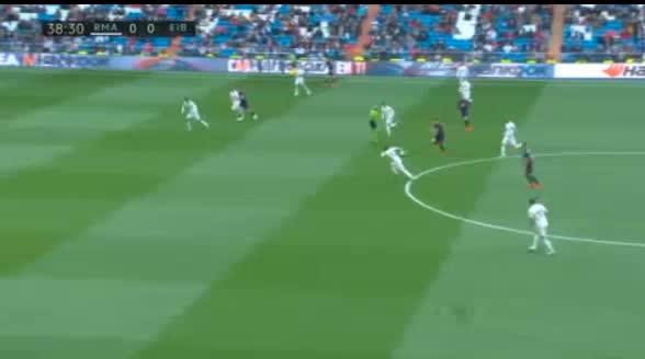 هدف أول ل إيبار (مارك كاردونا)
