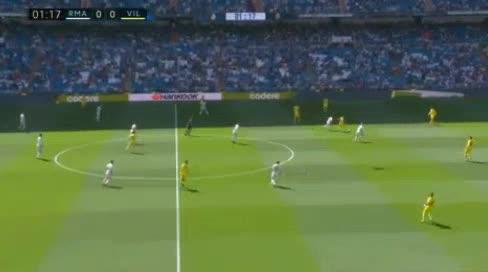 هدف أول ل ريال مدريد (ماريانو دياز)