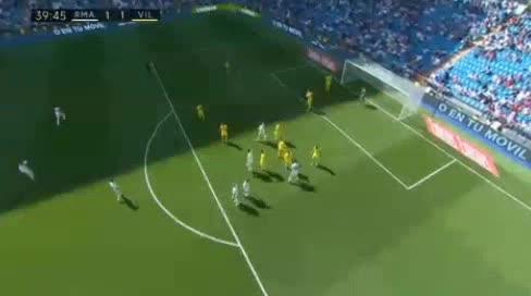 هدف ثاني ل ريال مدريد (جيسوس فاليجو)
