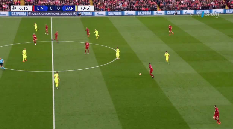 هدف أول ل ليفربول (ديفوك أوريجي)