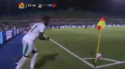 هدف ثاني ل السنغال (كريبان دياتا)