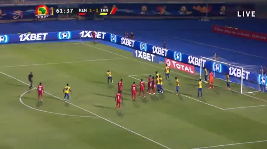 هدف ثاني ل كينيا (جوهانا أومولو)