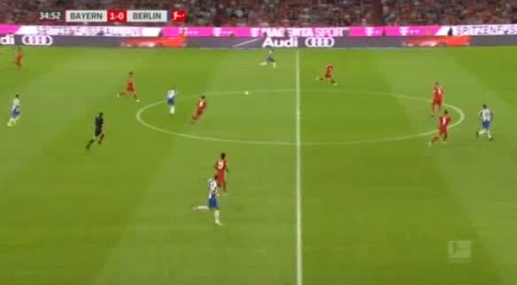 هدف أول ل هرتا برلين (دودي لوكيباكيو)