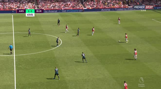 هدف ثاني ل أرسنال (بيير اوبيمايانغ)