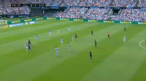 هدف ثالث ل ريال مدريد (لوكاس فاسكيز)