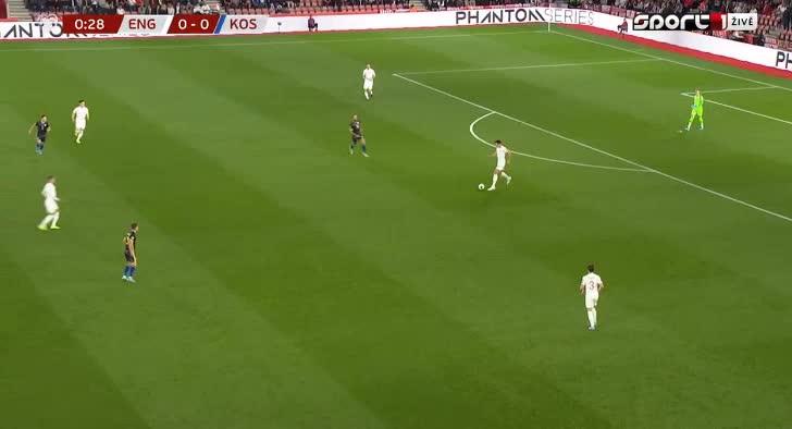 هدف أول ل كوسوفو (فالون بيريشا)